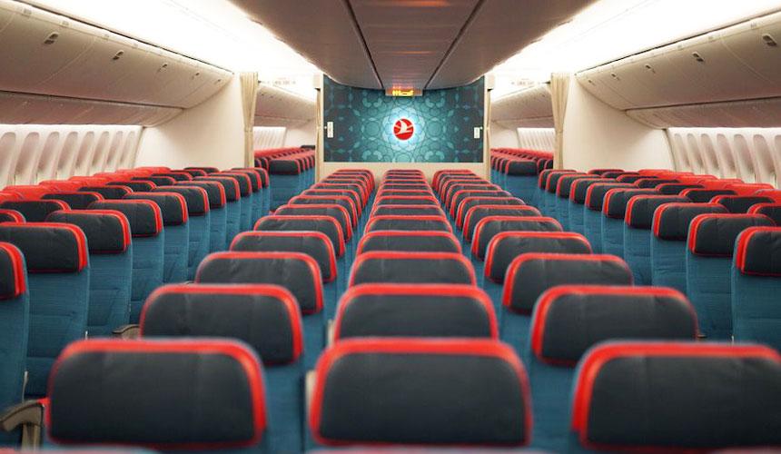 هواپیمایی ترکیش- کلاس اکونومی