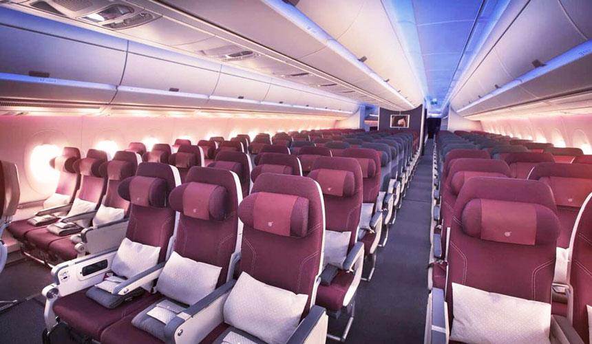 اکونومی-هواپیمایی قطر