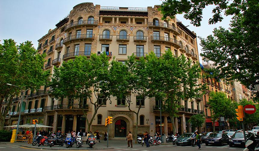 مراکز خرید در اسپانیا