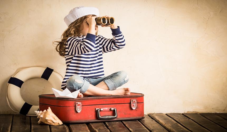 چگونه با کودکان سفر برویم