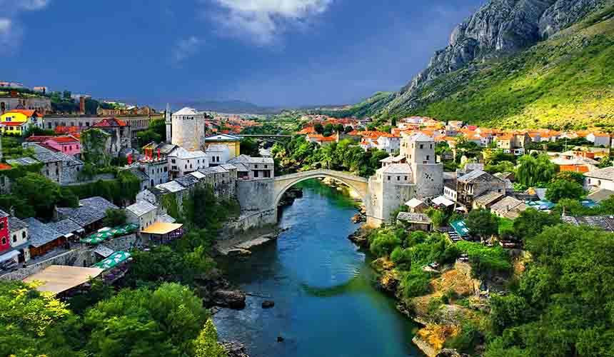 جاذبه های گردشگری تور صربستان