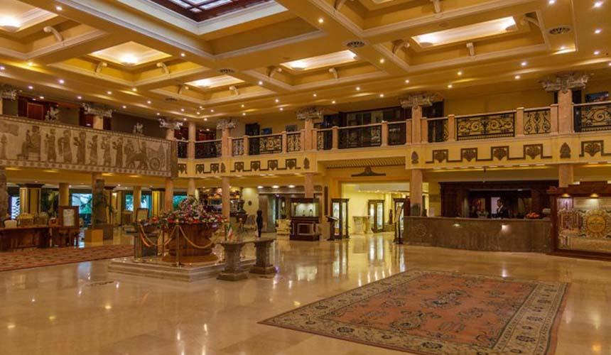 هتل 5 ستاره داریوش کیش