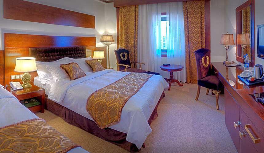 هتلهای مشهد