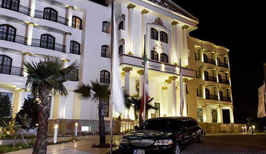 هتل 4 ستاره سورینت مریم