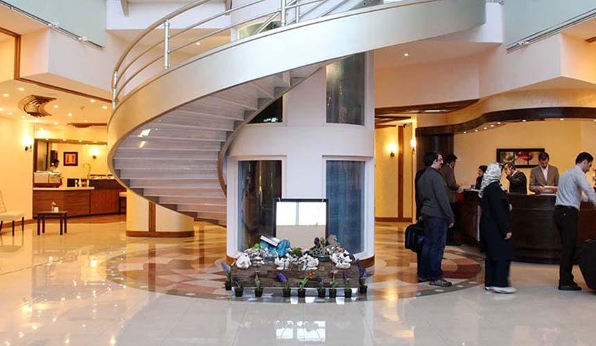 هتل 4 ستاره صدف کیش