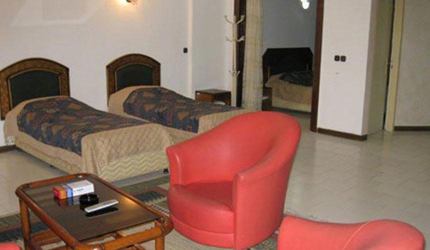 هتل 3 ستاره پارسیان کیش