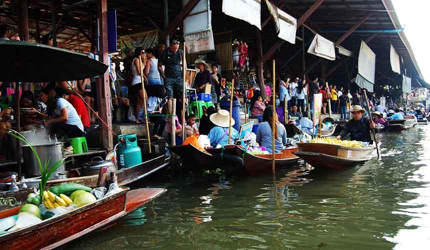 بایدها و نبایدهای تایلند
