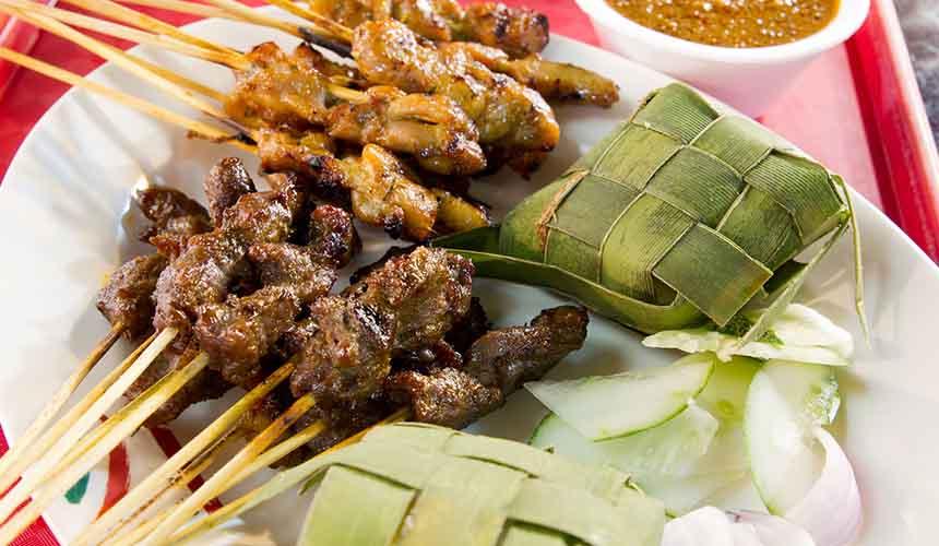 رستورانهای مالزی