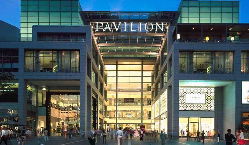 مراکز خرید معروف در مالزی