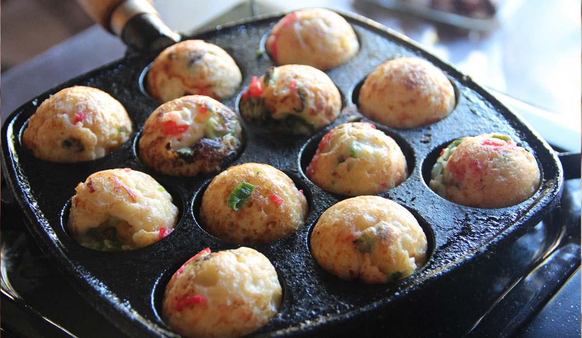 غذاهای ژاپن