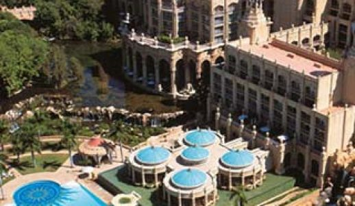معرفی 4 هتل برتر در سان سیتی آفریقای جنوبی