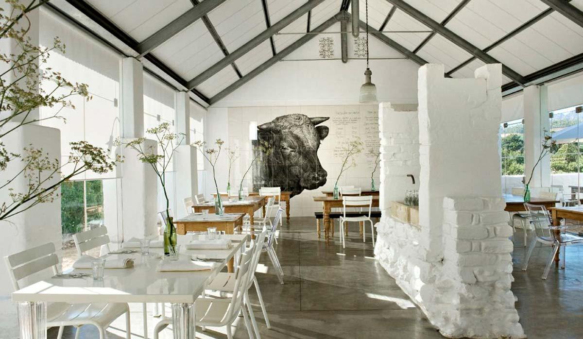 رستورانهای کیپ تاون در آفریقای جنوبی