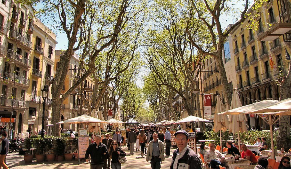 تفریحات هیجانانگیز و رایگان در اسپانیا