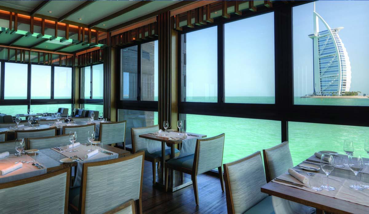 معرفی رستورانهای دبی