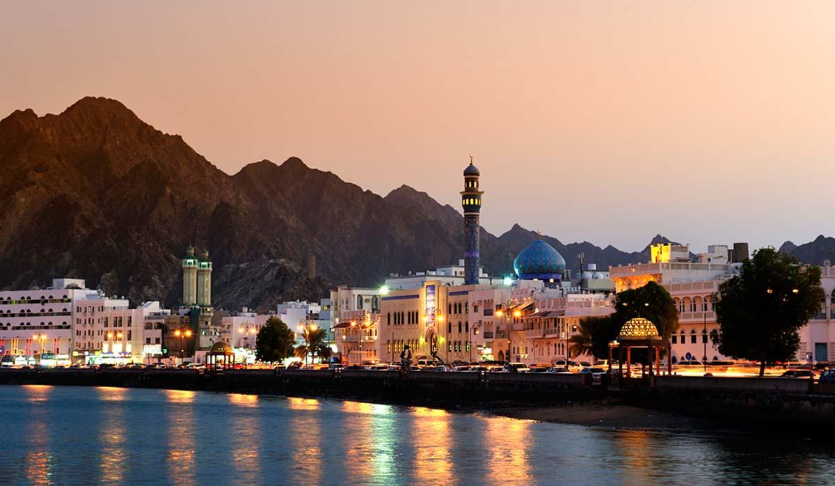 جاذبههای گردشگری عمان