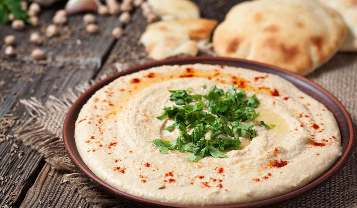غذاهای لبنان