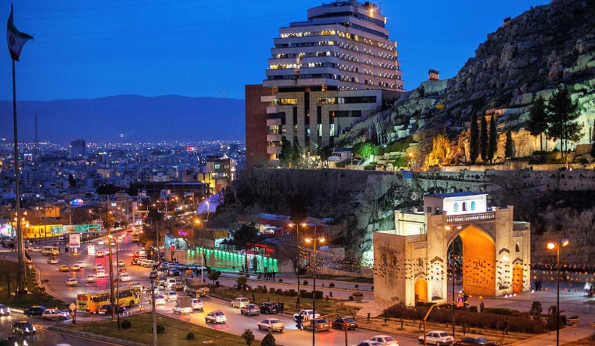 هتلهای شیراز
