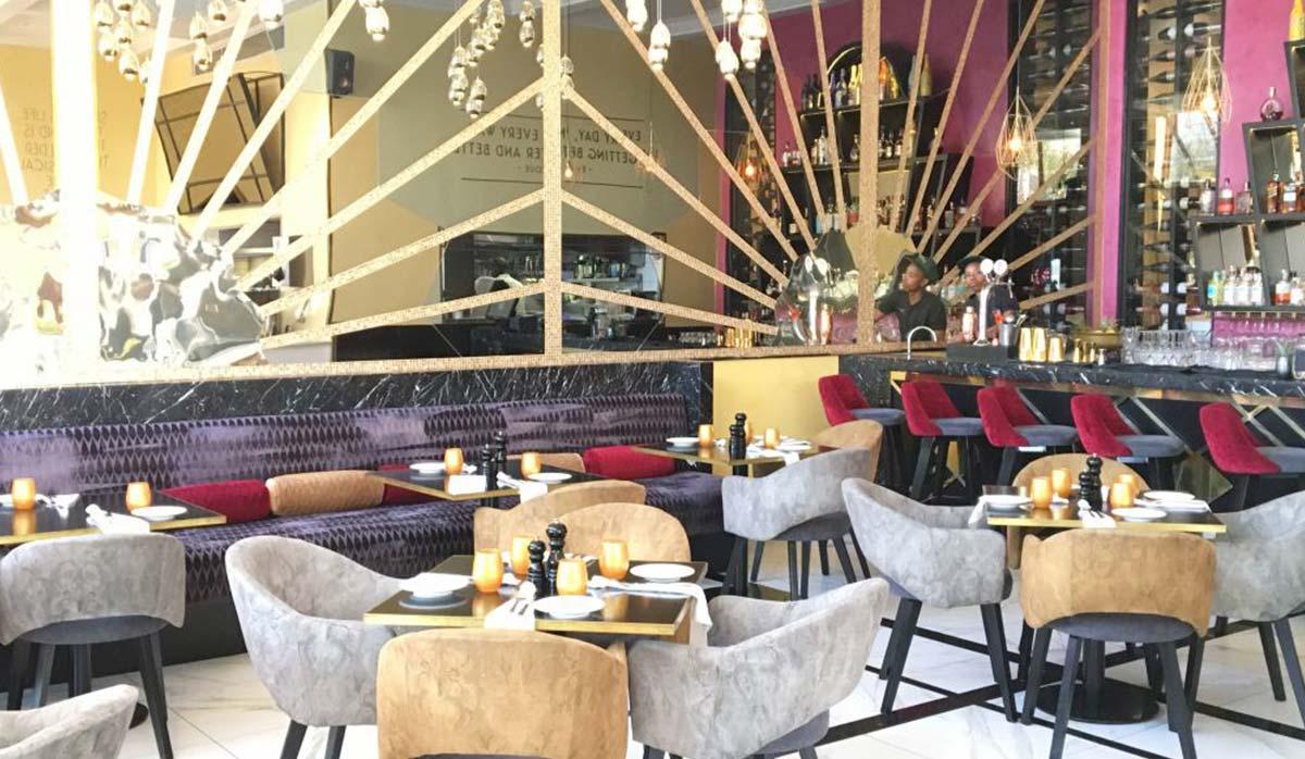 رستورانهای ژوهانسبورگ