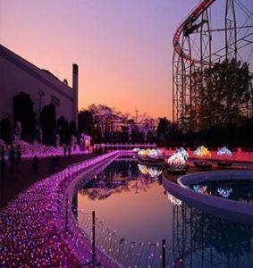 پارک آبی در تور تابستان ژاپن؛ میچسبد