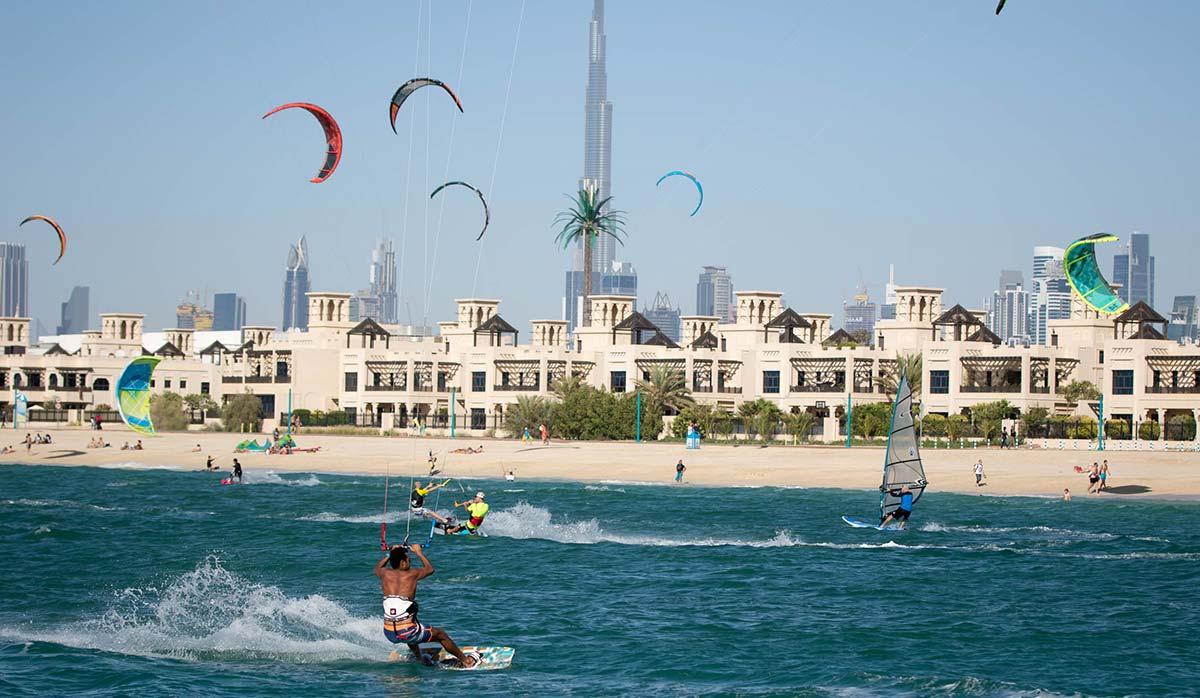 پارکهای آبی دبی