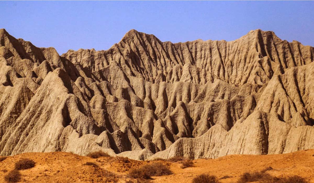 کوههای مریخ