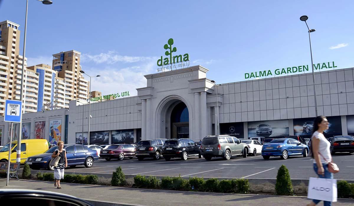 مراکز خرید ارمنستان دالما