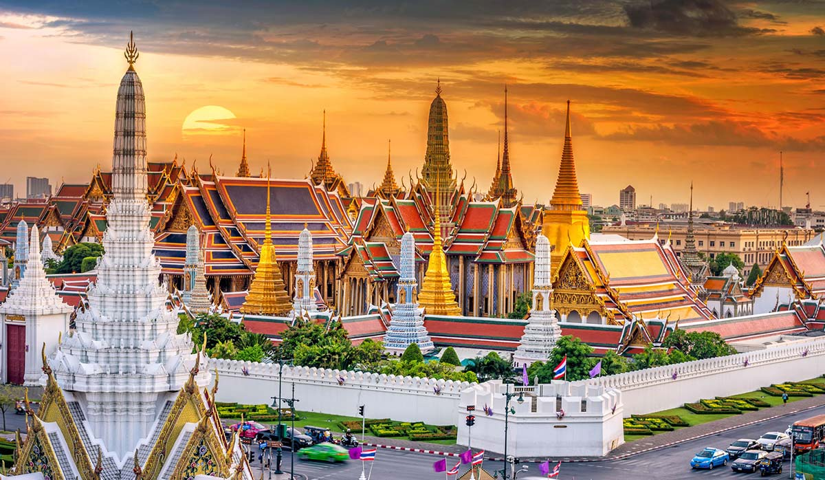 سفر به بانکوک - معبد پادشاهی