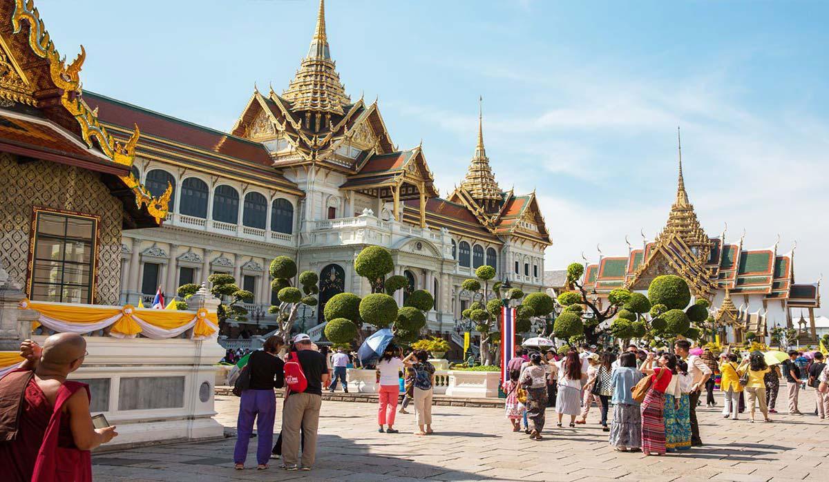 سفر به بانکوک - معابد