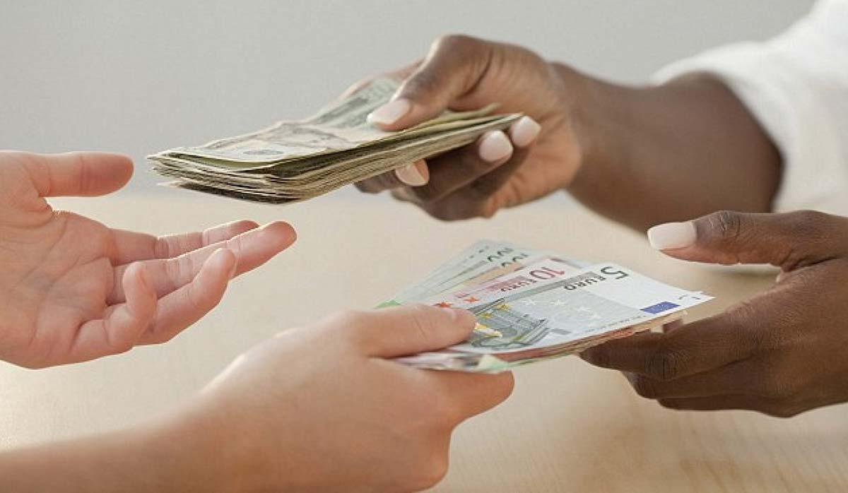 تبدیل ارز - خرید دلار