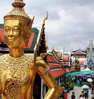 سفر به بانکوک