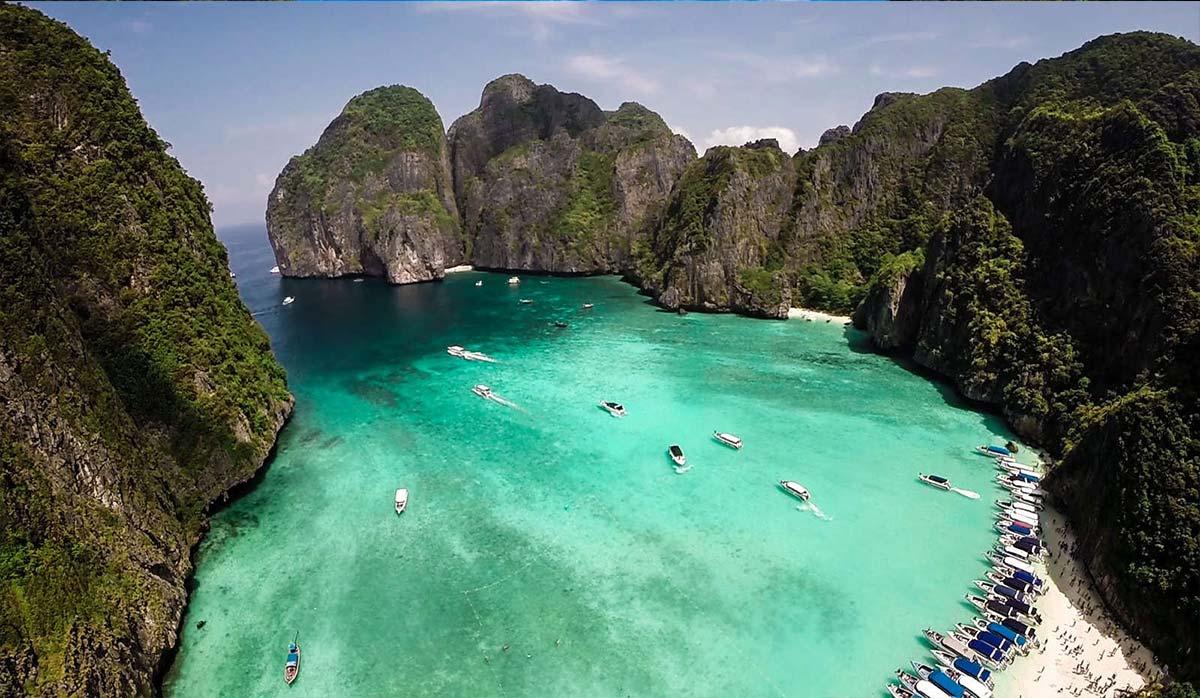 جزیره فی فی - تایلند