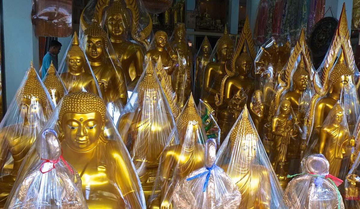بودا - سوغات تایلند