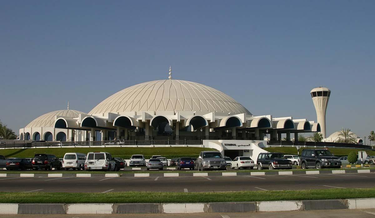 فرودگاه شارجه - ایرعربیا