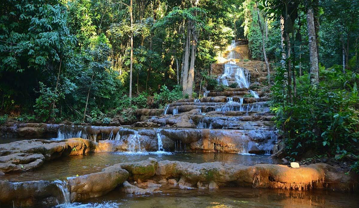 آبشارهای تایلند