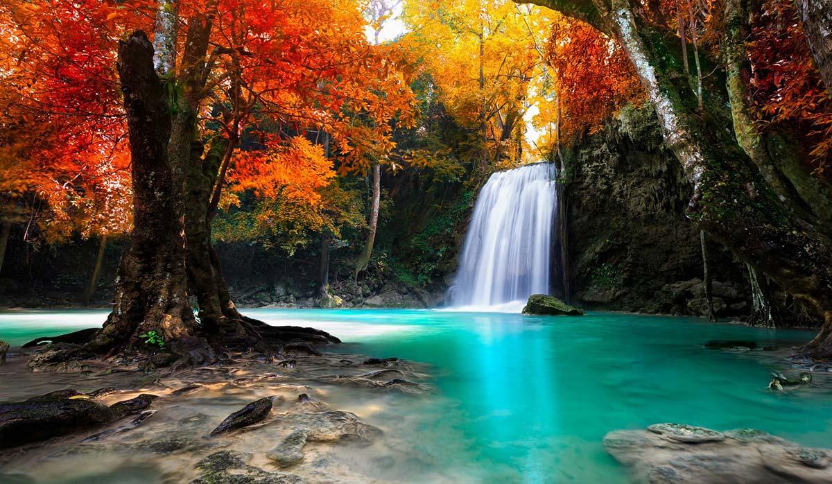 آبشار Erawan