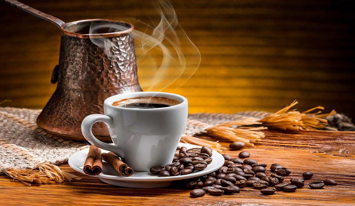 قهوه ترک - سوغاتی