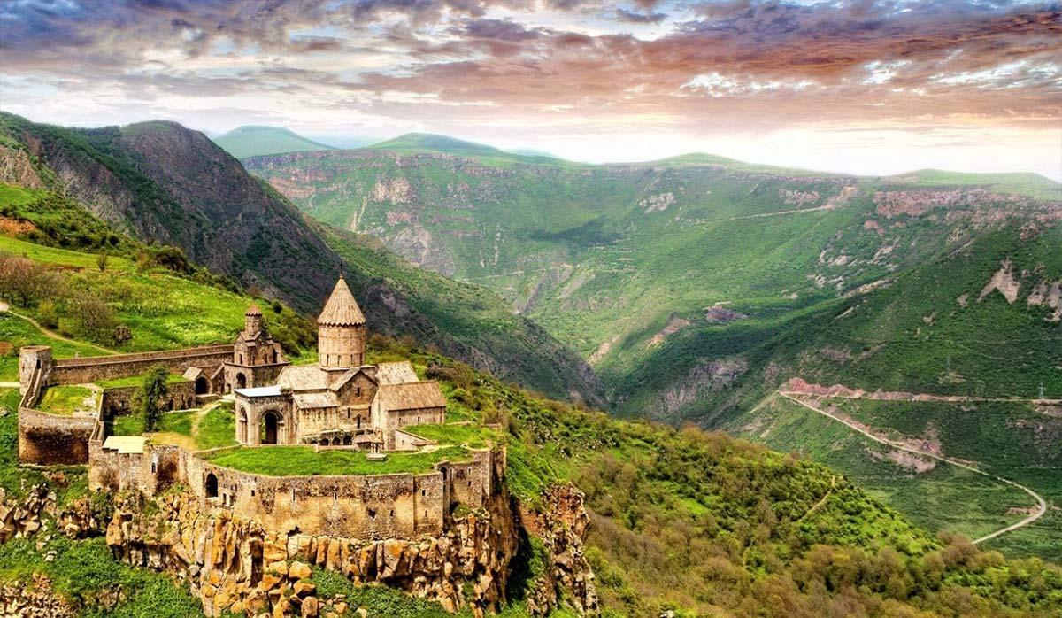 جاذبههای ارمنستان