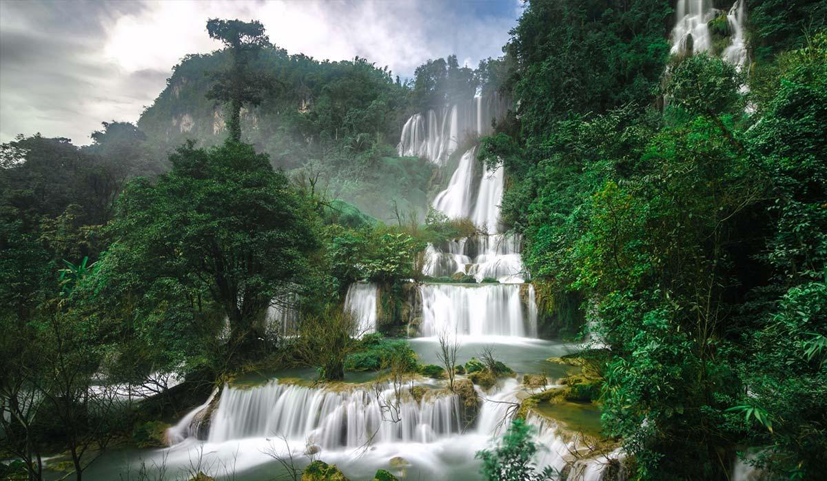 آبشار Thi Lor Su