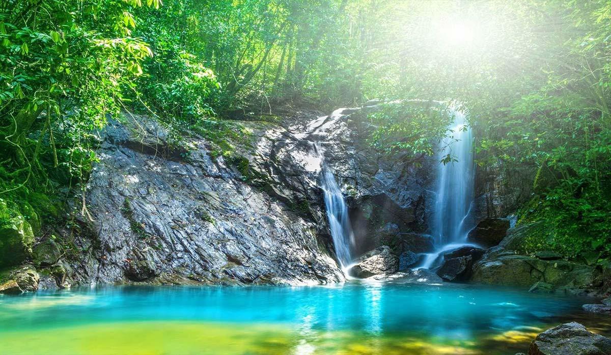 آبشار Ton Chong Fa