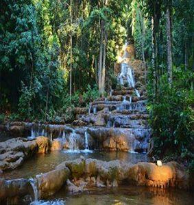 7 آبشار خروشان سرزمین رویاها؛ تایلند