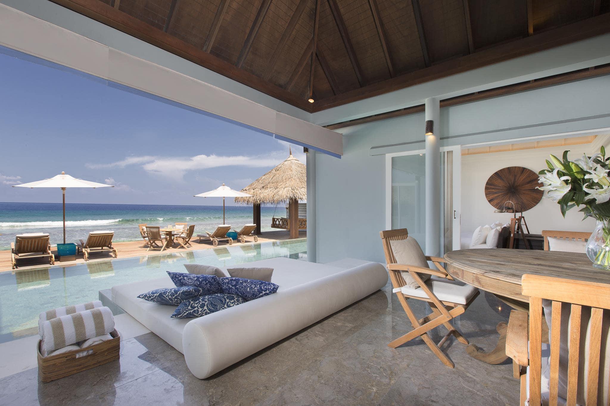 هتل پارادیس - مالدیو