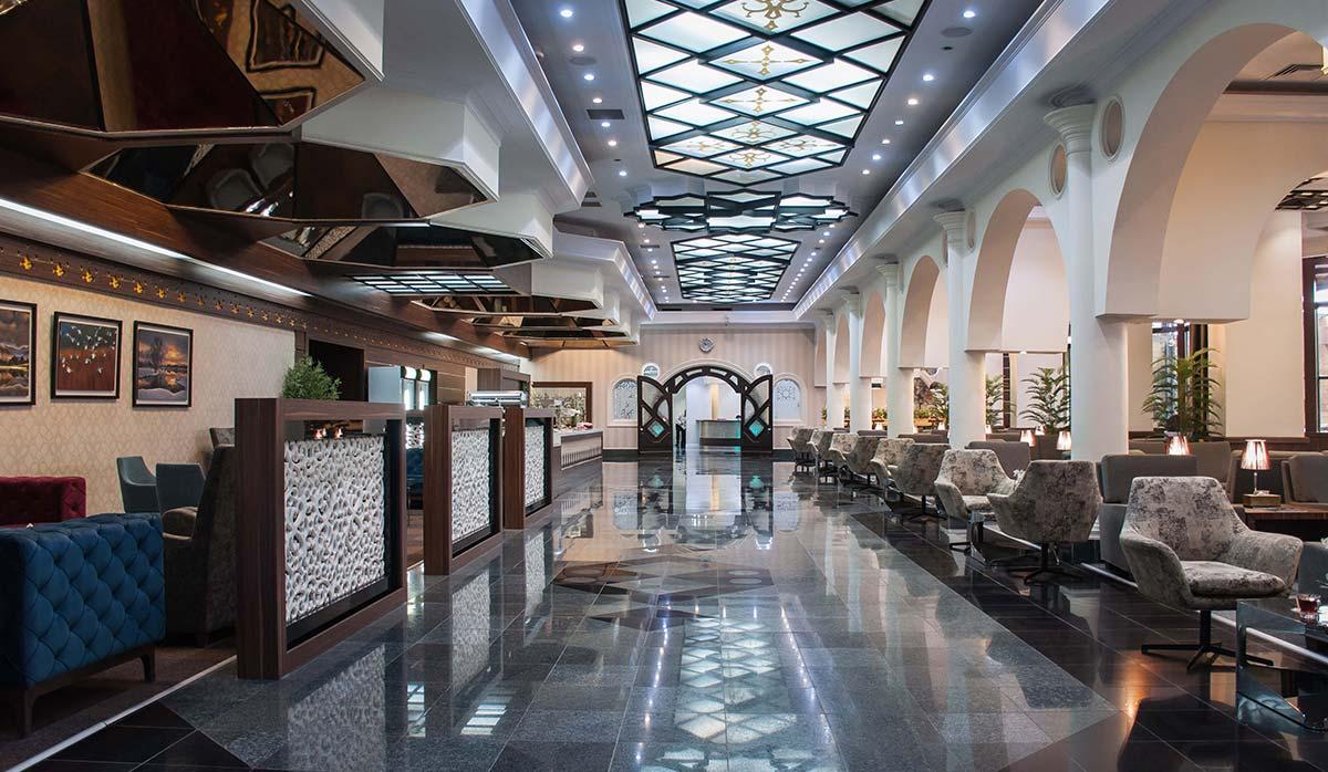 طراحی CIP فرودگاه مهرآباد