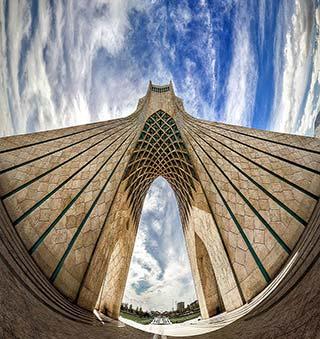 تهرانگردی