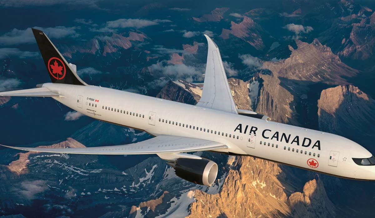بلیط هواپیما کانادا