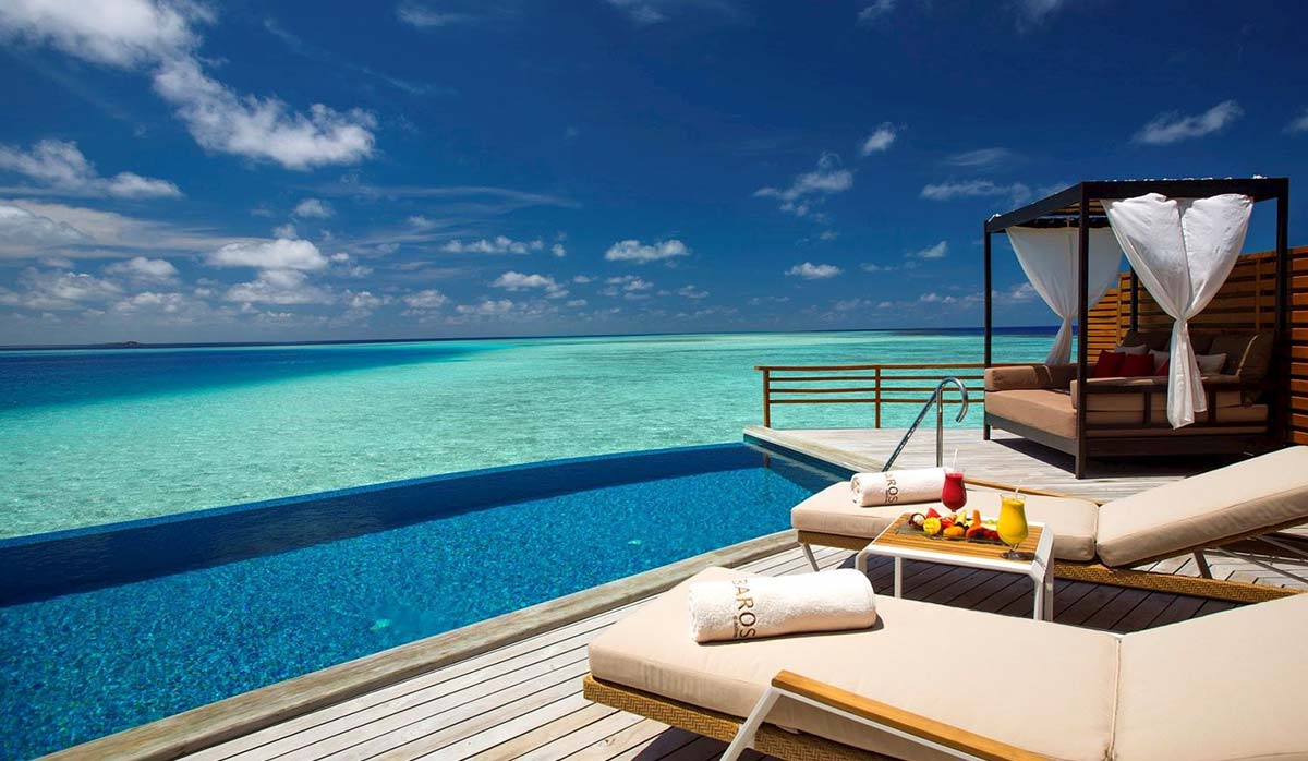 هتل باروس - مالدیو
