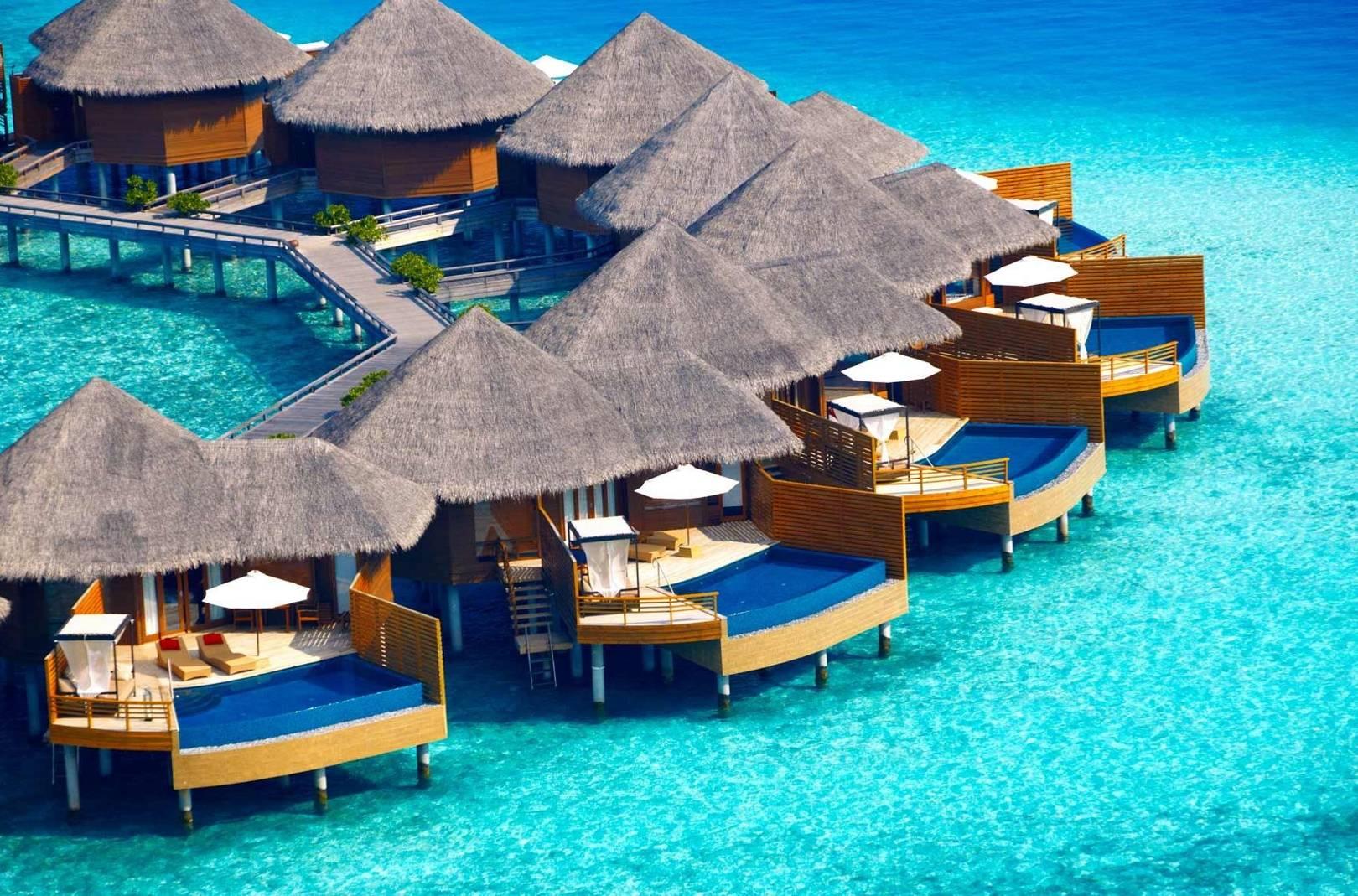 جزایر مالدیو - هتل