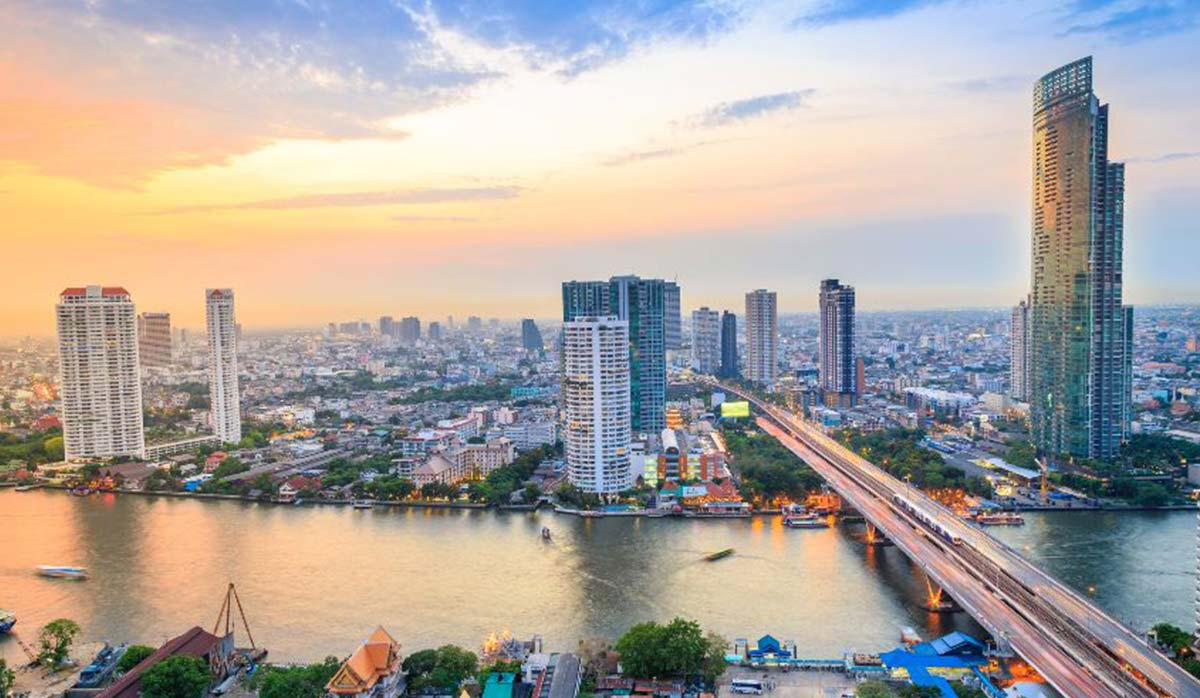 بانکوک، حمل و نقل
