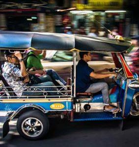 راهنمای حملونقل عمومی در بانکوک