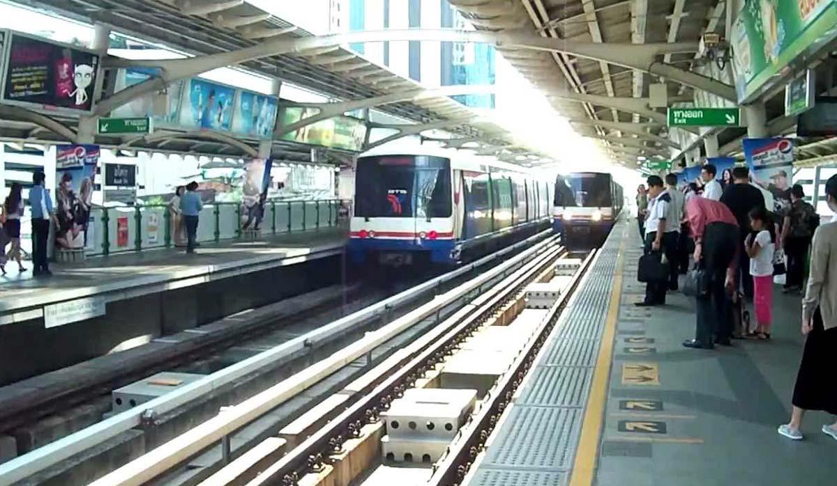 مترو - حمل و نقل بانکوک