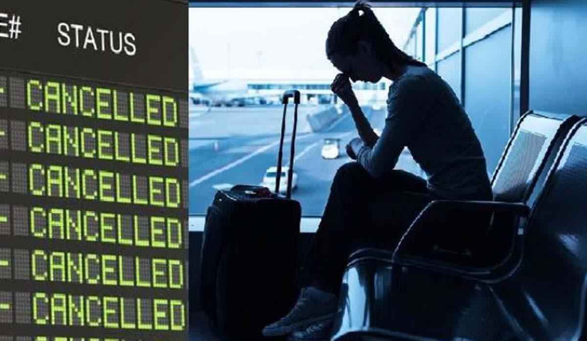 قوانین کنسلی بلیط هواپیما